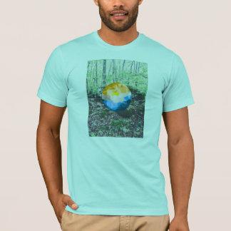 SSの森林ワイシャツ Tシャツ