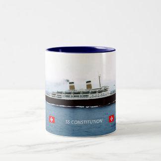 SS憲法 ツートーンマグカップ