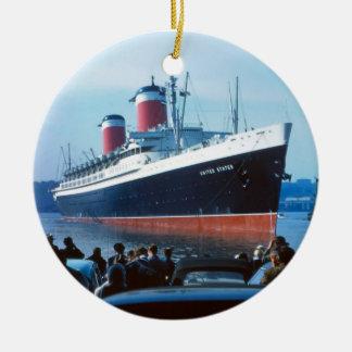 SS米国 セラミックオーナメント