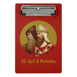 SS. シリル及びMethodius (M 001) ミニクリップボード