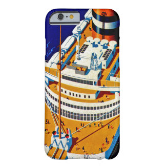SS Nieuwアムステルダム Barely There iPhone 6 ケース