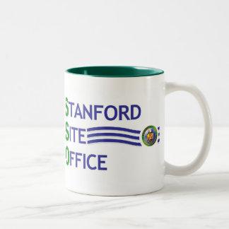 SSOのロゴ-フランクリンSSO ツートーンマグカップ