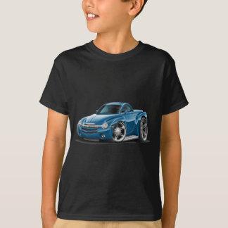SSR Aquablurのトラック Tシャツ