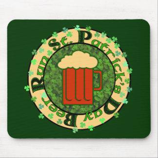 Stの水田のビール操業 マウスパッド