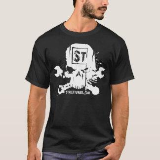"""STの""""衝突""""のワイシャツ Tシャツ"""