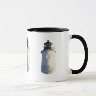 Stは灯台を示します マグカップ