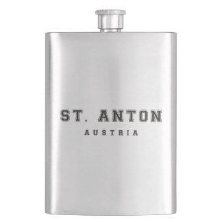 Stアントンオーストリア フラスク