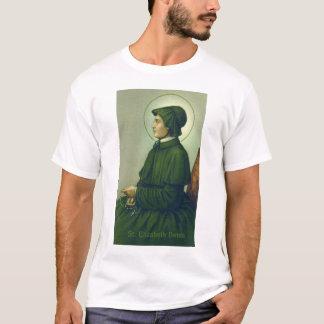 StエリザベスSeton Tシャツ