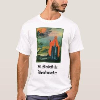 StエリザベスWonderworkerのSt.エリザベスのTh… Tシャツ