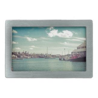 Stゲオルゲス桟橋 長方形ベルトバックル