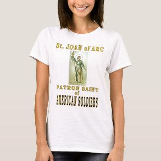 STジャンヌダルク Tシャツ