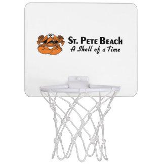 Stピートのビーチフロリダ ミニバスケットボールゴール