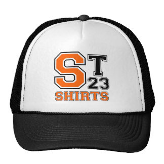 ST23ワイシャツの帽子 メッシュ帽子