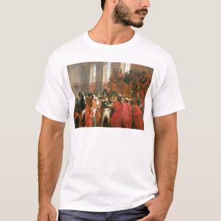 St.の500のBonaparteそして議会 Tシャツ