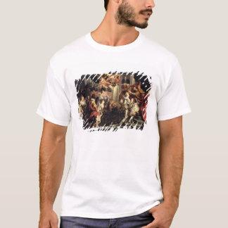 St.のMarie de Mediciの即位 Tシャツ