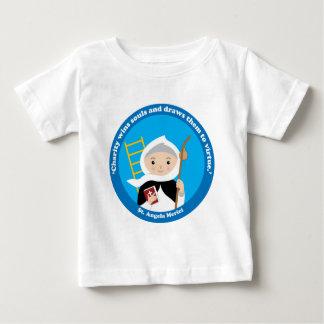 St.アンジェラMerici ベビーTシャツ