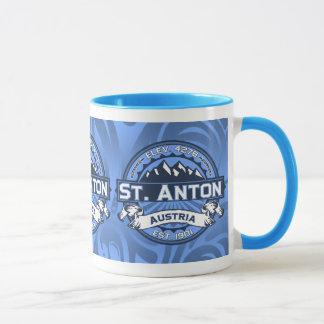 St.アントンのロゴのマグ マグカップ