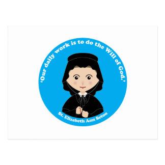 St.エリザベスアンSeton ポストカード