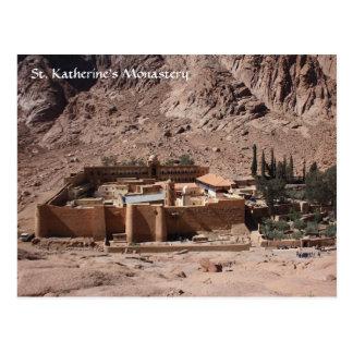 St.カサリン修道院 ポストカード