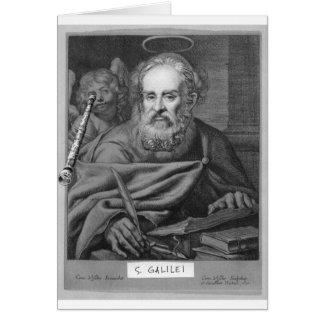 St.ガリレオのnotecard カード