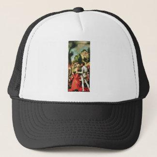 St.キャサリンの殉教 キャップ