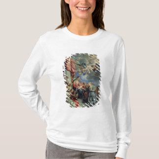 St.キャサリンの神秘的な結婚 Tシャツ