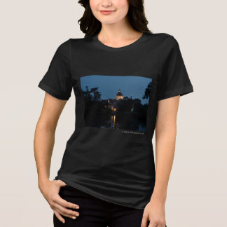 St.キャサリン/グロリアの女性Tシャツ Tシャツ