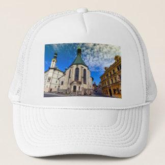 St.キャサリン、Banska Stiavnica、スロバキアの教会 キャップ