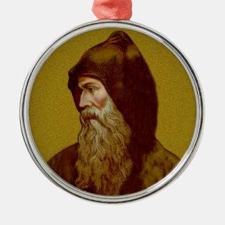St.シリル修道士(M 002) メタルオーナメント