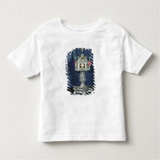 St.バーバラ、第14第15世紀(silveのReliquary トドラーTシャツ