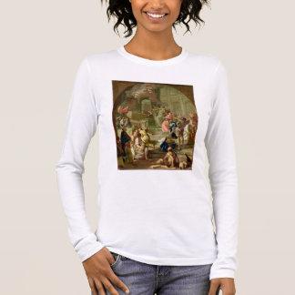St.ベネディクト、c.1760の視野 Tシャツ
