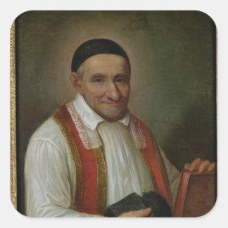 St.ヴィンチェンツォdeポール1649年 スクエアシール