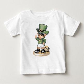 St.水田の日の乳児のTシャツ ベビーTシャツ