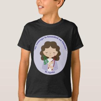 St. Agatha Tシャツ