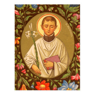 St. Aloysius Gonzaga (PM 01)の郵便はがき#2 ポストカード