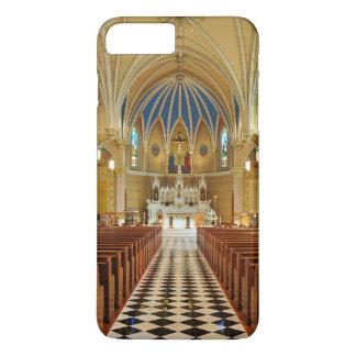 St Andrewのカトリック教会ロアノークヴァージニア iPhone 7 Plusケース