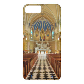 St Andrewのカトリック教会ロアノークヴァージニア iPhone 8 Plus/7 Plusケース