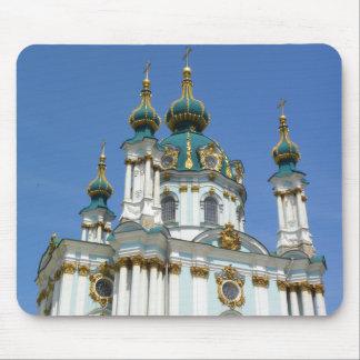 St AndrewのKyiv マウスパッド