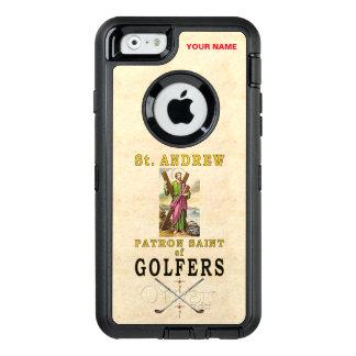 ST ANDREW (ゴルファーの守護聖人) オッターボックスディフェンダーiPhoneケース