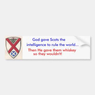 St_Andrew_020 [1]、神はスコットをそして彼g…与えました バンパーステッカー