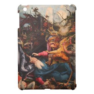 St Anthonyの誘惑 -- モンスター! 身体傷害! iPad Mini カバー