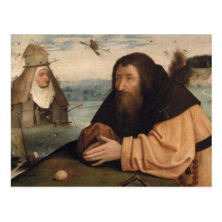 St Anthony 2の誘惑 ポストカード