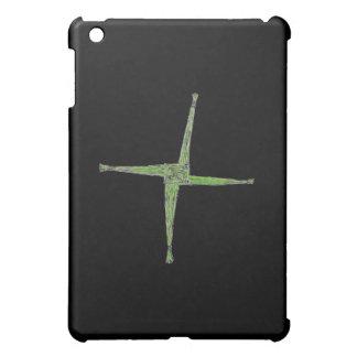 St Bridgidの十字、セントパトリックの日の場合カバー iPad Mini Case