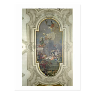 St Dominic (fres著数珠の施設 ポストカード