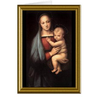 St Francisの天恵-クリスマス カード
