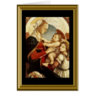 St Francisの平和祈りの言葉-クリスマス カード