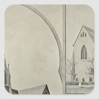 St. Francis教会、Naugatuck スクエアシール
