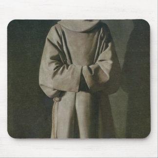 St Francis 1645-64年 マウスパッド