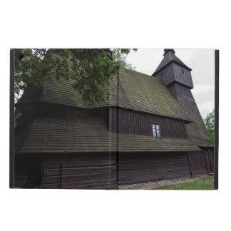 St. Francis Assisi - Hervartov -スロバキアの教会 iPad Airケース