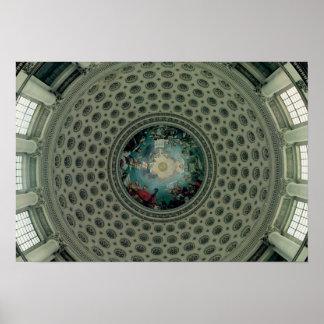 St. Genevieveの神格化 ポスター